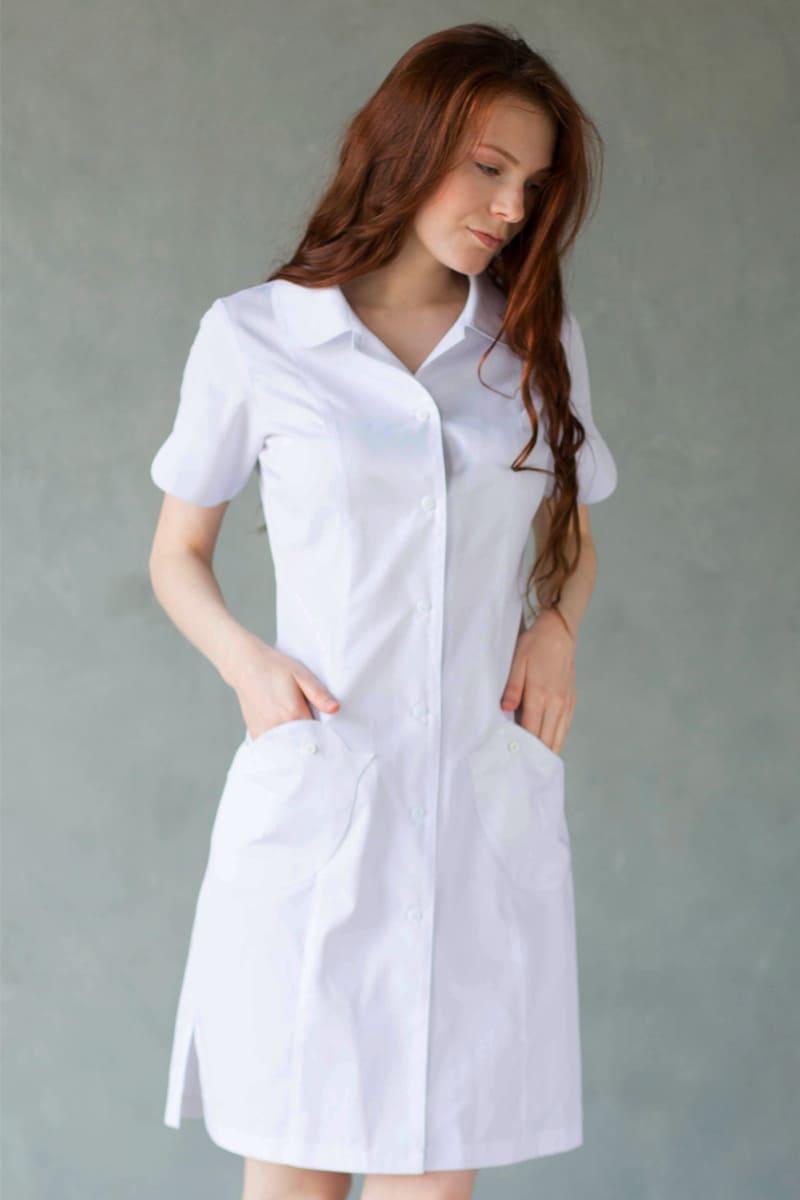 Женские медицинские халаты Ремед